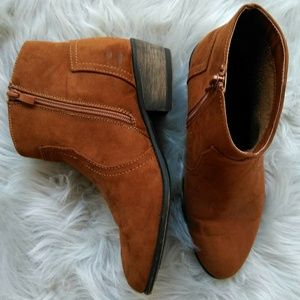 Bamboo Sadie Ankle Boots